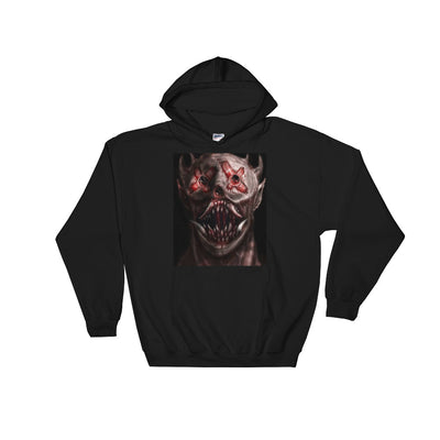 No Eyes Allowed Hooded Sweatshirt