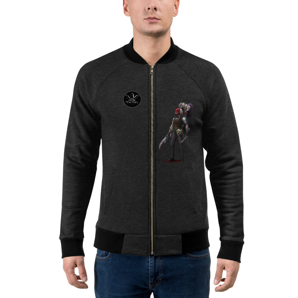 Maeltopia Limited edition Janus Bomber Jacket