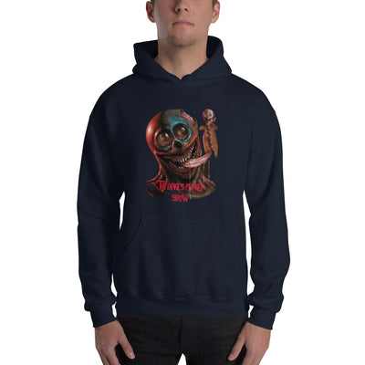 The Devils Puppet Show- Hooded Sweatshirt