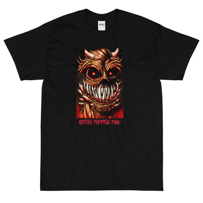 Rotten Pumpkin Man T-Shirt