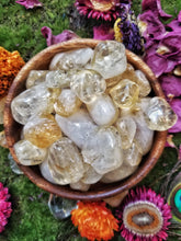 Citrine For Prosperity and Manifestation