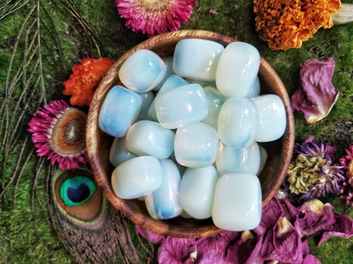 Opalite for Calming Emotions