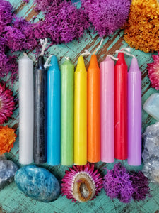Magick Chime Candles
