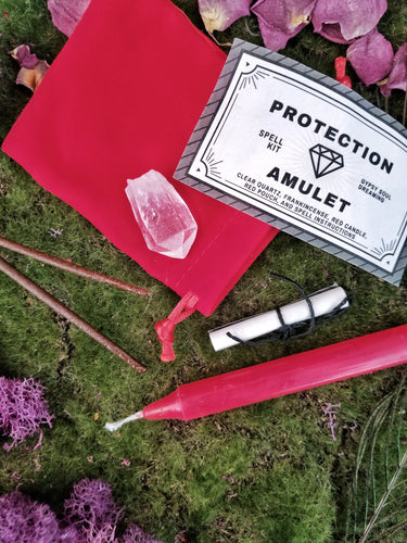 Spell Kit - Protection Amulet