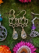 Wire Wrapped Spirit Junkie Earrings