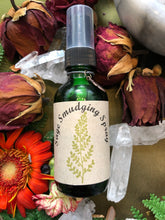 Smudge Spray - Sage or Palo Santo