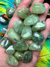 Prehnite for Heart Healing