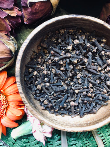 Cloves for Cleansing