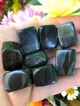 Blue Tigers Eye (Hawk's Eye) for Stress & Anxiety