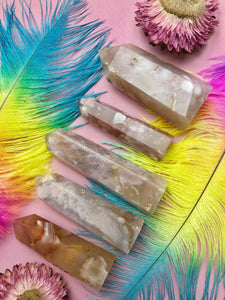 Flower Agate Generator for Manifesting