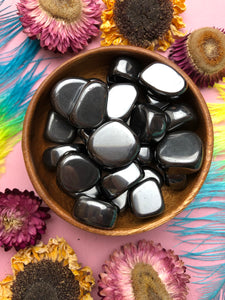 Hematite for Ultimate Grounding