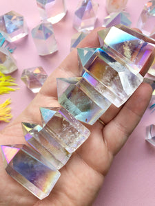 Angel Aura Generators for Higher Spirituality
