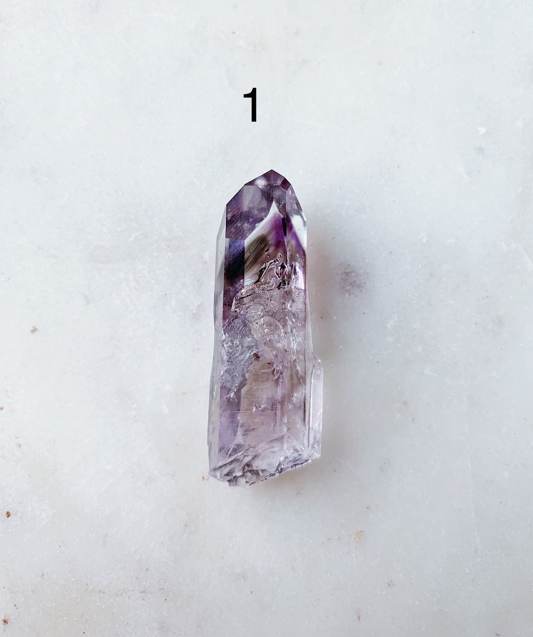 Brandberg Amethyst Enhydro (With Water Bubble/s)