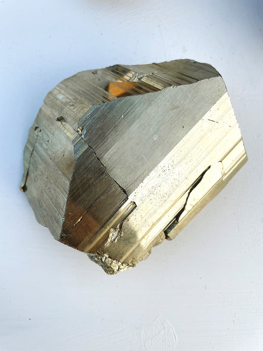 Big Beautiful Shiny Pyrite