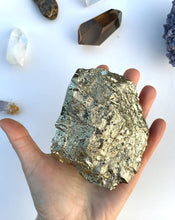 Load image into Gallery viewer, Big Beautiful Shiny Pyrite