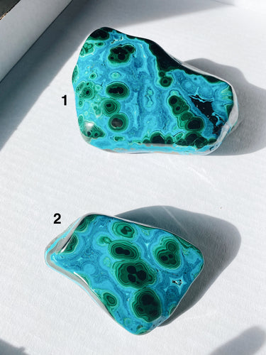Crazy Chrysocolla Malachite