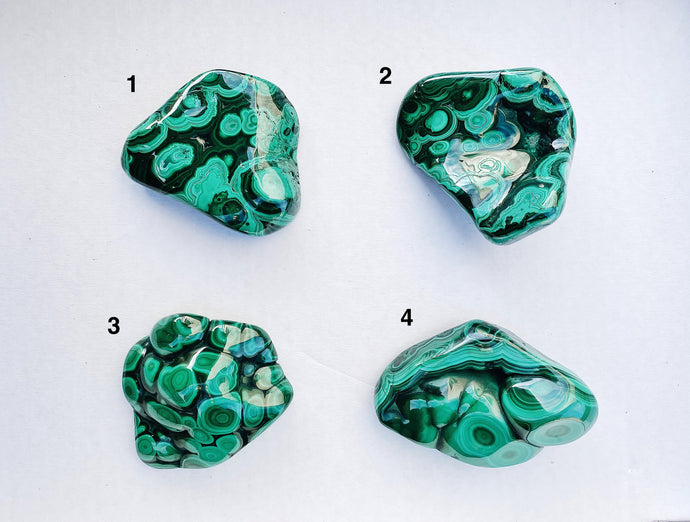 Dramatic Malachite Big 4