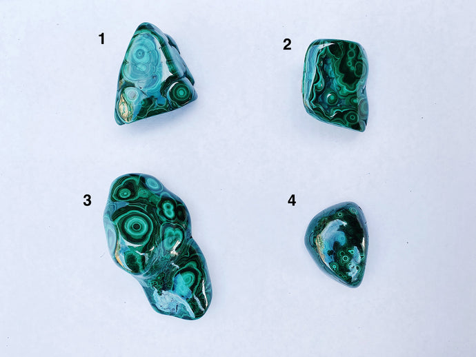 Dramatic Malachite Mid 4