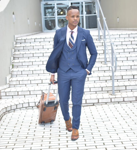 Choosing The Right Suit Colors To Go With Your Skin Tone Complexion Themodernman
