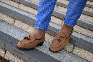 Tobacco Suede - TheModernMan