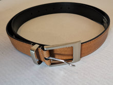 Load image into Gallery viewer, Light Brown Slim Belt