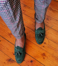 Load image into Gallery viewer, Olive Green Loafer
