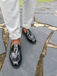 Black Horse loafer
