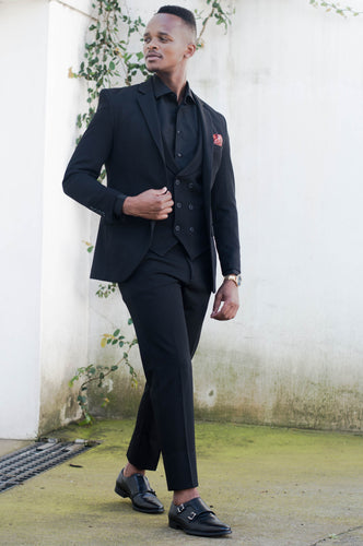John Wick 3 piece suit - TheModernMan