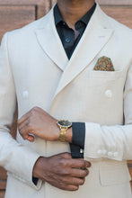 Load image into Gallery viewer, Double Breasted Cream Coat - TheModernMan