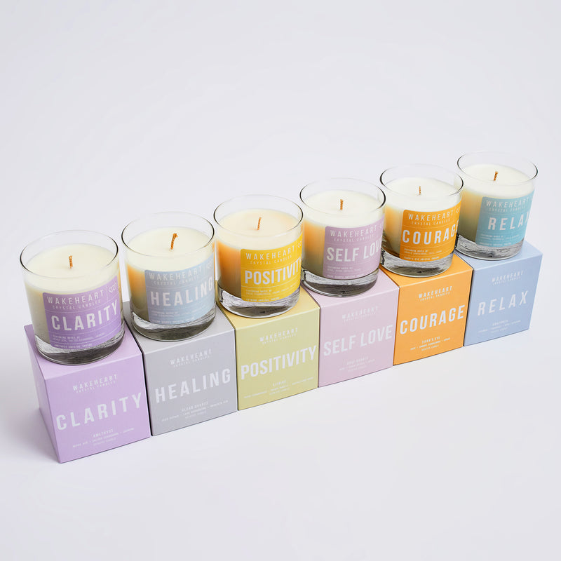 Crystal Candle Bundle