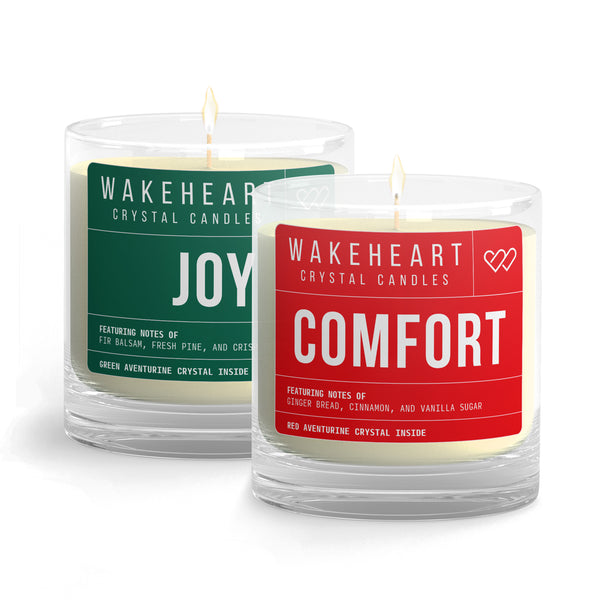 Joy + Comfort Bundle