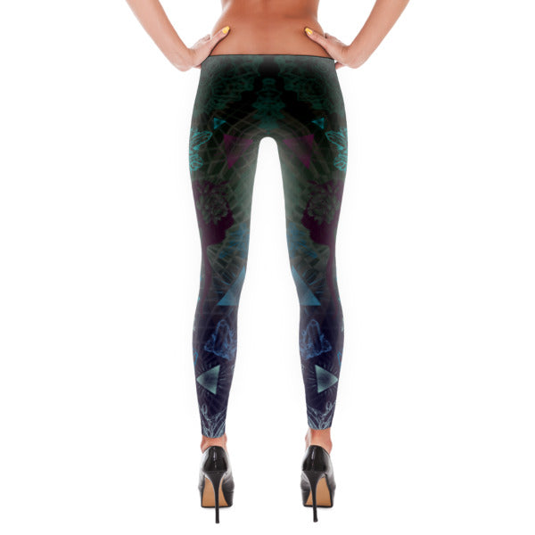 Crystal Power Leggings