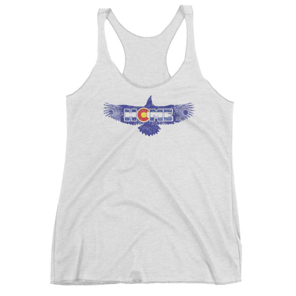 CO Home Eagle Racerback Tank top