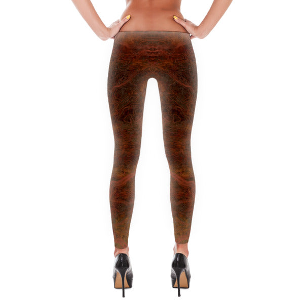 Rusted Routes Leggings