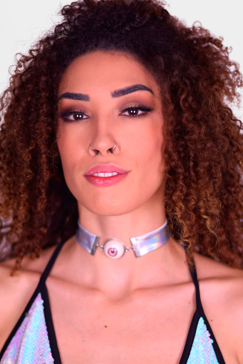 Cosmic Flow Third Eye Choker