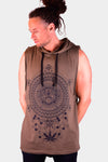 Web of Life Hooded Tank
