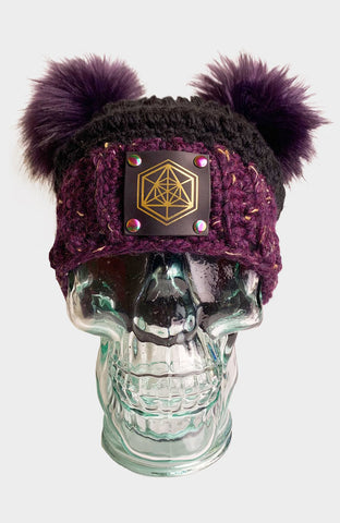 Wonderland Mask and Hood