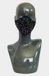 Flower of Life Ninja Mask