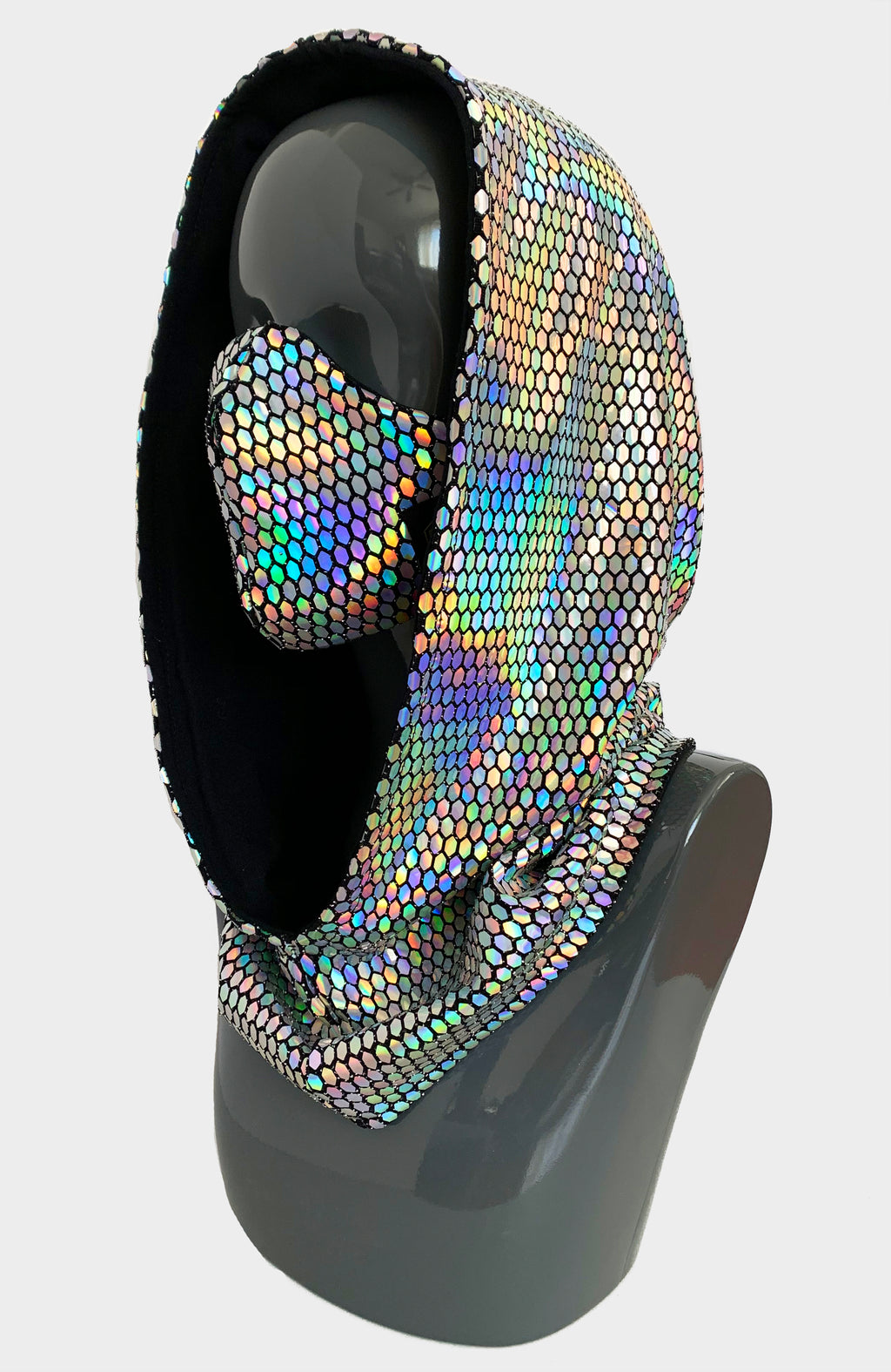 Northern Lights Mask and Hood