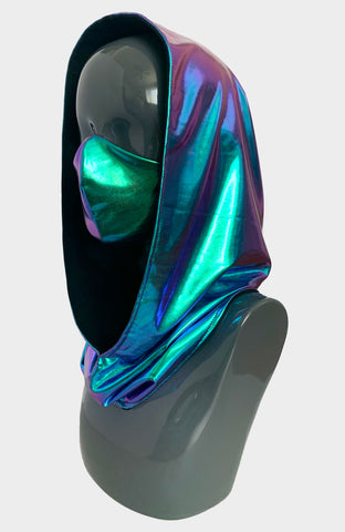 Northern Lights Ninja Mask