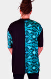 ** CUSTOMIZABLE** Fractal Memory Pocket Tee