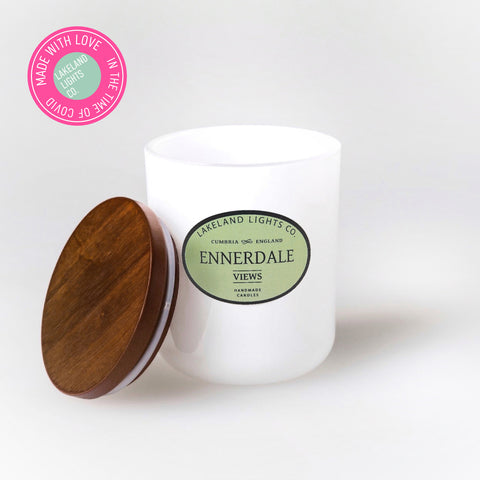 Ennerdale in our gloss jar