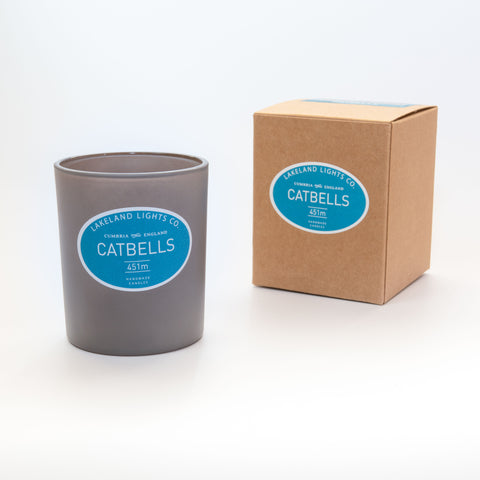 Catbells Luxury Scented Soy Candle