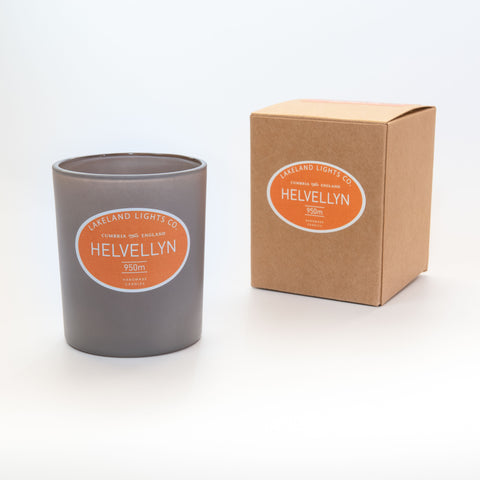 Helvellyn Luxury Scented Soy Candle