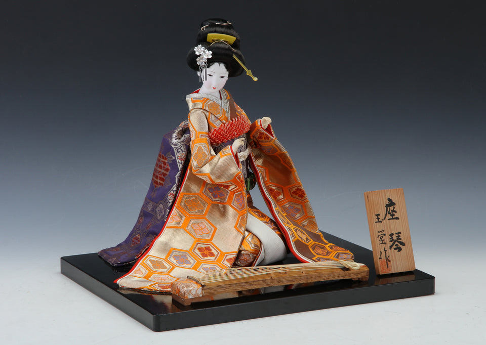 Rarely Geisha Doll