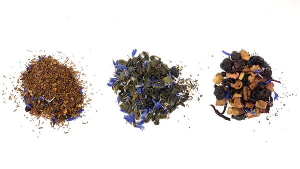 difference, the , tisane, rooibos la maison du bleuet