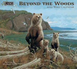 Beyond the woods Calendrier 2021 La Maison du Bleuet