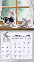 Charger l'image dans la galerie, Cats in the Country Calendrier 2021 La Maison du Bleuet