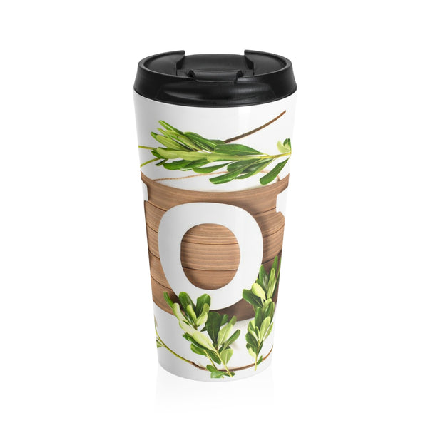 Choose Joy Stainless Steel Travel Mug