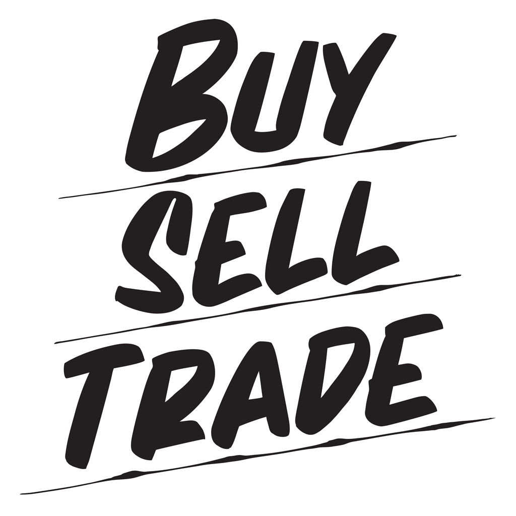 BUY SELL TRADE by Baron Von Fancy | Open Edition and Limited Edition Prints